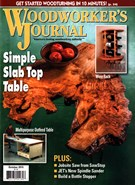 Woodworker's Journal Magazine 10/1/2015