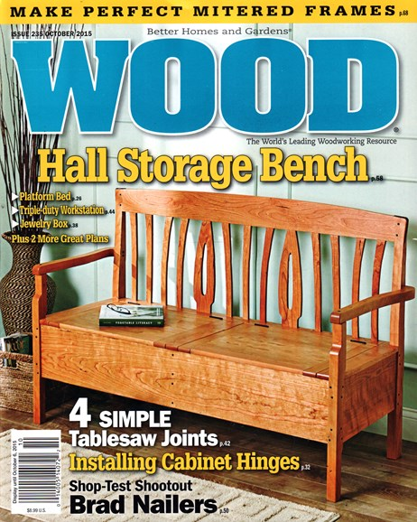 Wood Cover - 10/1/2015