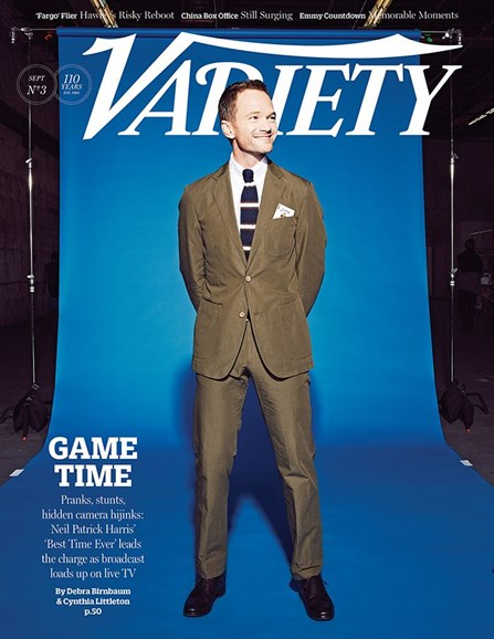 Variety Cover - 9/15/2015