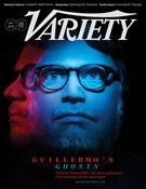 Weekly Variety Magazine 9/29/2015