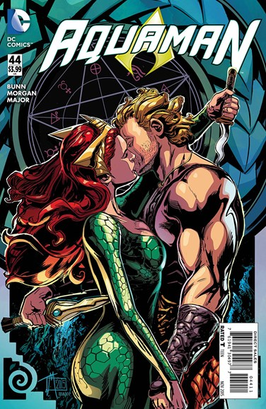Aquaman Cover - 11/1/2015