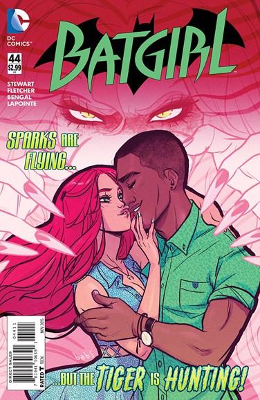 Batgirl Cover - 11/1/2015