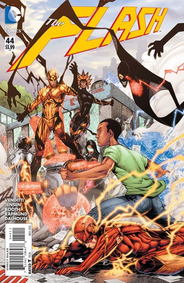 The Flash Cover - 11/1/2015