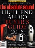 Absoulute Sound Magazine 12/1/2015