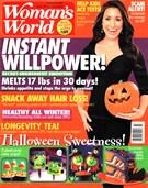 Woman's World Magazine 10/26/2015