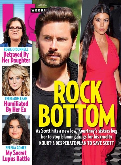 Us Weekly Cover - 10/26/2015