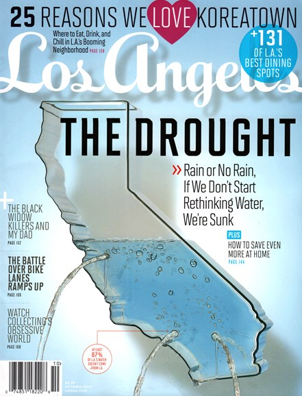 Los Angeles Cover - 10/1/2015