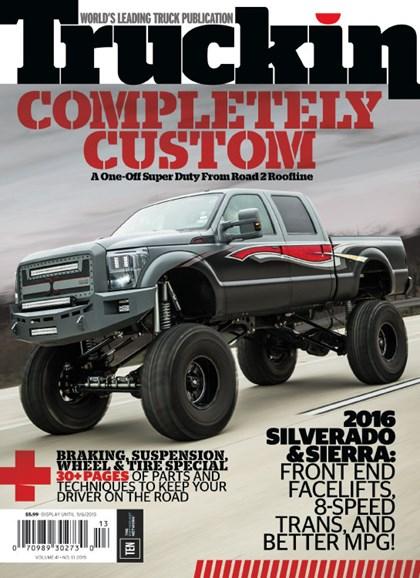 Truckin' Cover - 11/5/2015