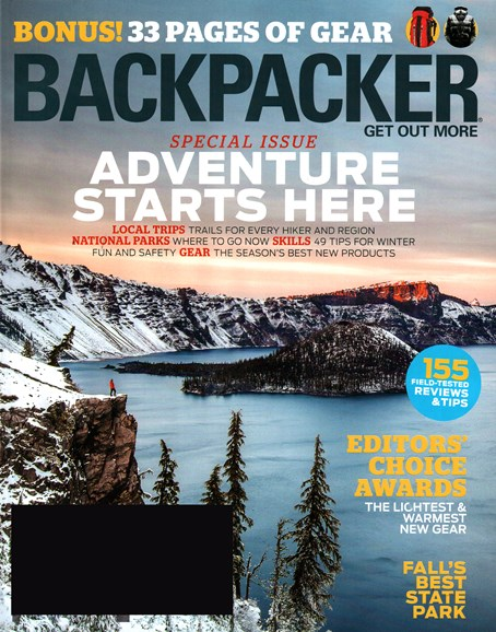 Backpacker Cover - 11/1/2015