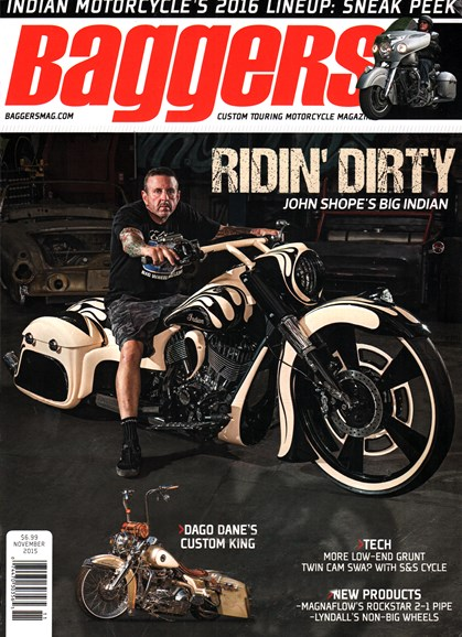 Baggers Cover - 11/1/2015