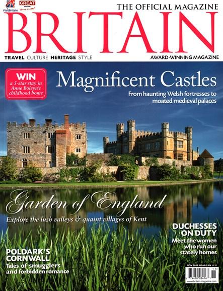 Britain Cover - 11/1/2015