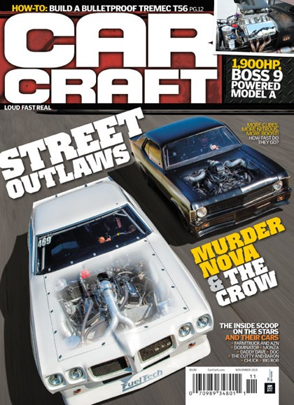 Car Craft Cover - 11/1/2015