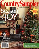 Country Sampler Magazine 11/1/2015