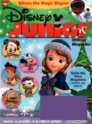 Disney Junior Magazine 11/1/2015