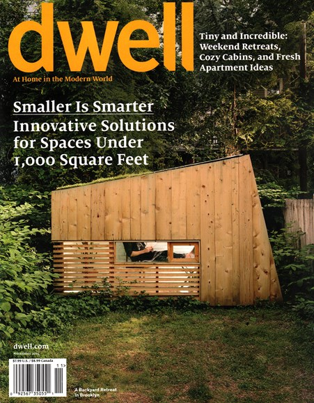 Dwell Cover - 11/1/2015