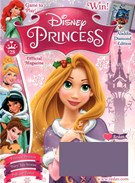 Disney Princess Magazine 11/1/2015