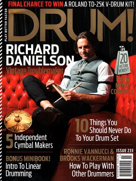 Drum! Cover - 11/1/2015