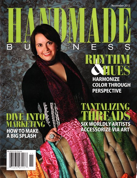 Handmade Business Cover - 11/1/2015