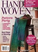 Handwoven Magazine 11/1/2015
