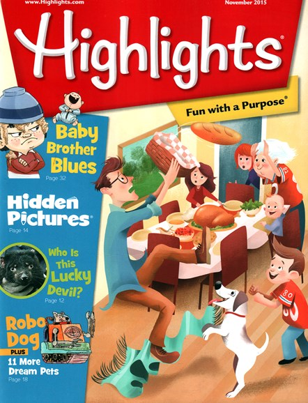 Highlights Cover - 11/1/2015