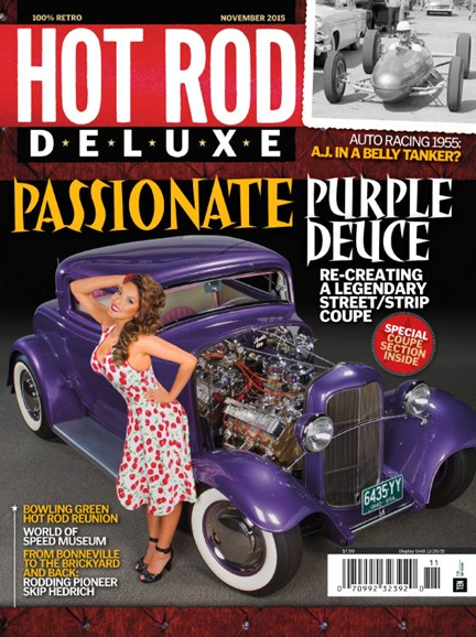 Hot Rod Deluxe Cover - 11/1/2015
