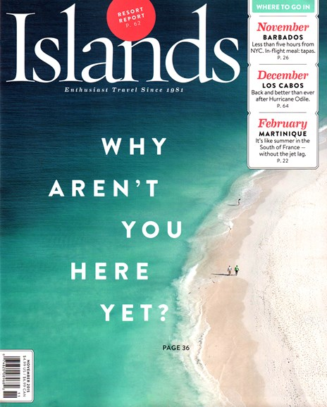 Islands Cover - 11/1/2015