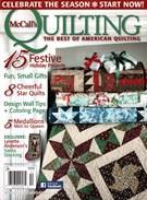 Mccall's Quilting Magazine 11/1/2015