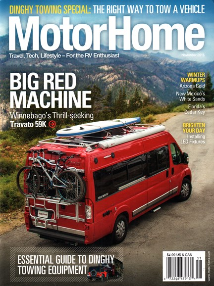 MotorHome Cover - 11/1/2015