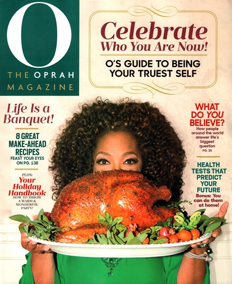 O The Oprah Cover - 11/1/2015