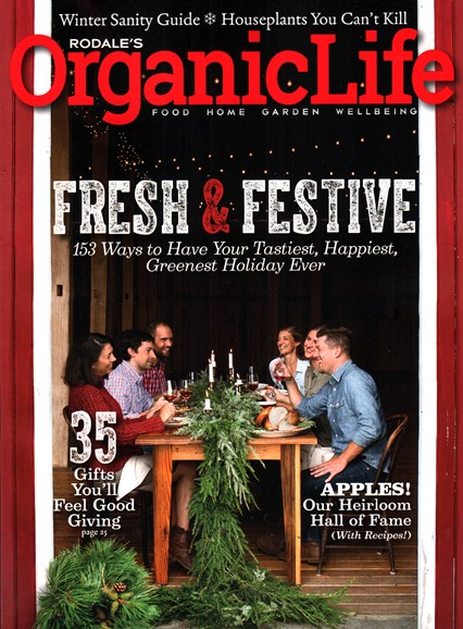 Organic Life Cover - 11/1/2015