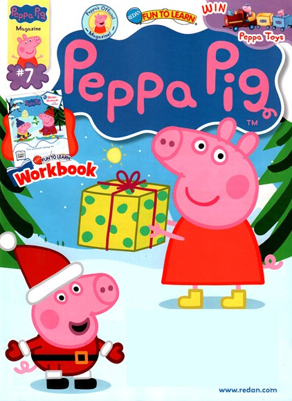 Peppa Pig Cover - 11/1/2015