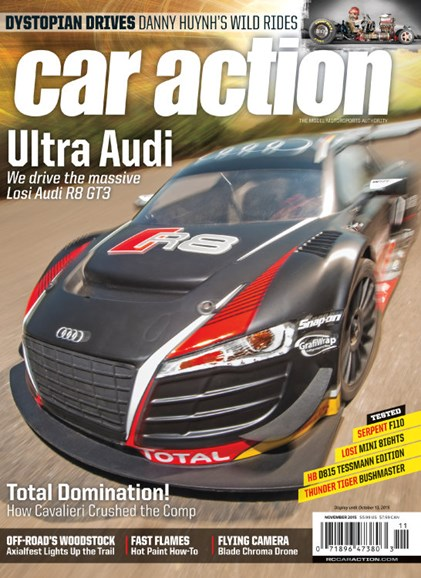 Radio Control Car Action Cover - 11/1/2015