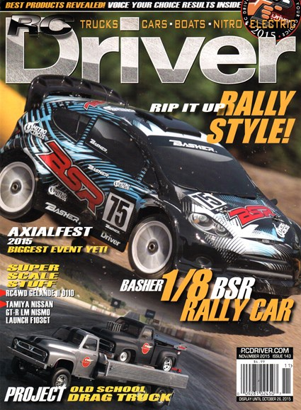 RC Driver Cover - 11/1/2015
