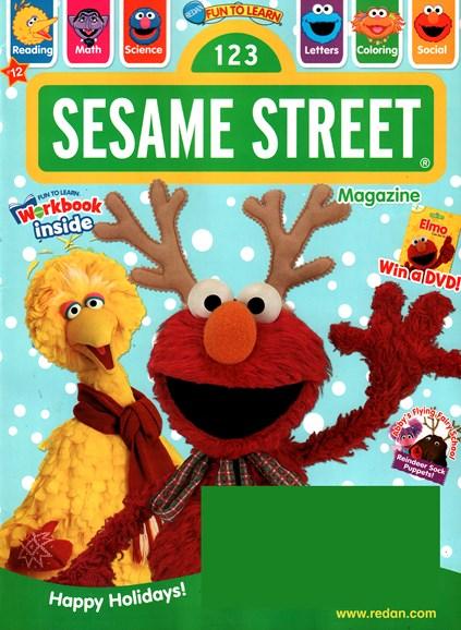 Sesame Street Cover - 11/1/2015