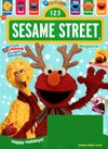 Sesame Street | 11/1/2015 Cover