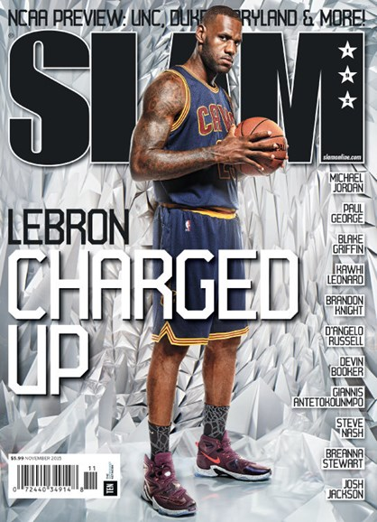 Slam Cover - 11/1/2015