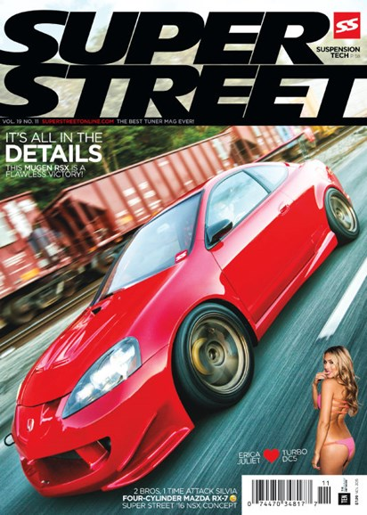 Super Street Cover - 11/1/2015