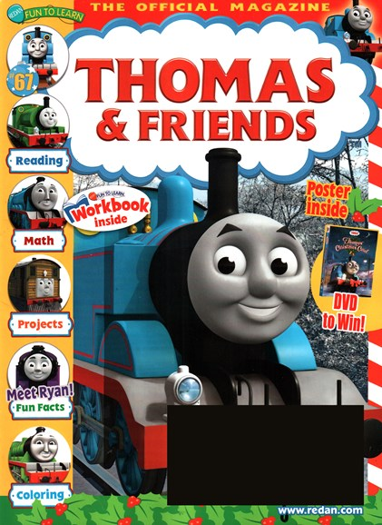 Thomas & Friends Cover - 11/1/2015