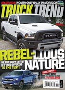 Truck Trend Magazine 11/1/2015