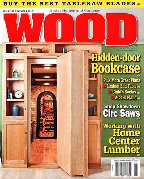 Wood Cover - 11/1/2015