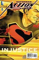 Superman Action Comics 12/1/2015