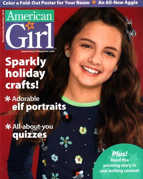 American Girl Cover - 11/1/2015