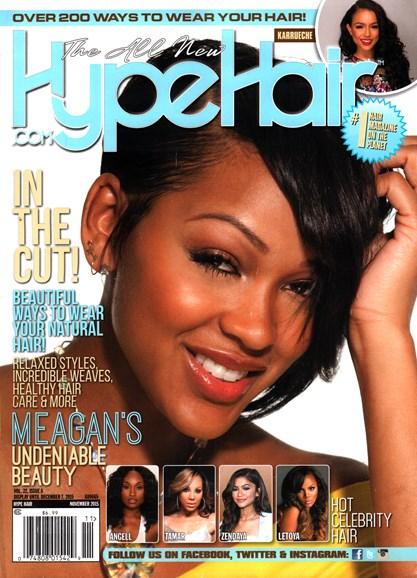 Hype Hair Cover - 11/1/2015