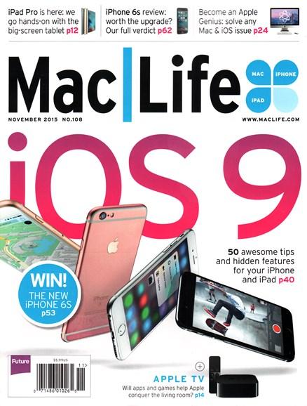 Mac | Life Cover - 11/1/2015