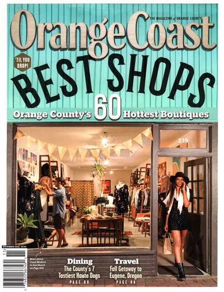 Orange Coast Cover - 11/1/2015