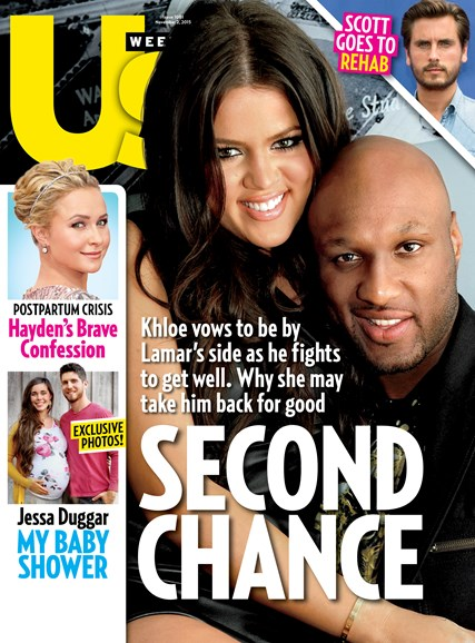 Us Weekly Cover - 11/2/2015