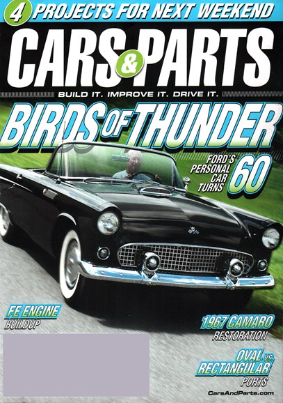 Cars & parts Cover - 11/1/2015