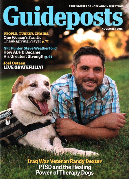 Guideposts Cover - 11/1/2015