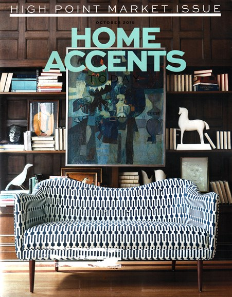 Home Accents Today Cover - 10/1/2015
