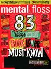 Mental Floss Magazine | 11/1/2015 Cover
